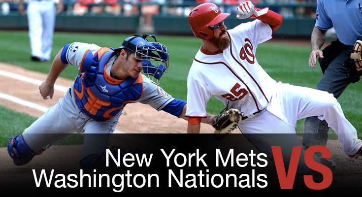 New York Mets vs Washington Nationals