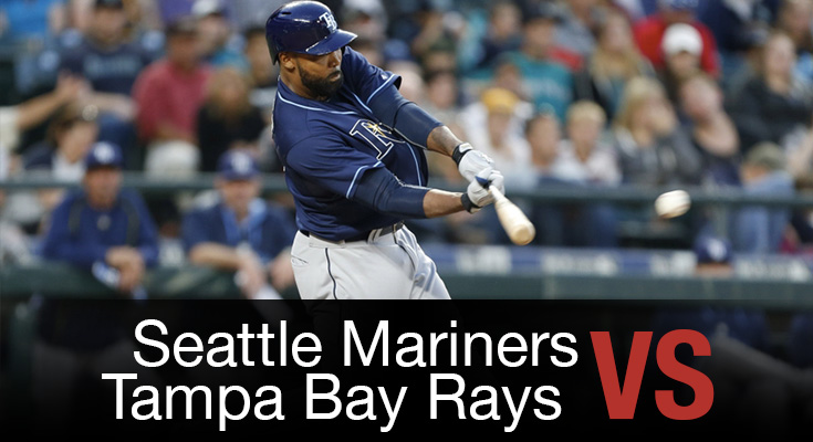 Seattle Mariners vs Tampa Bay Rays