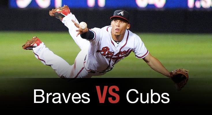 Braves vs Cubs