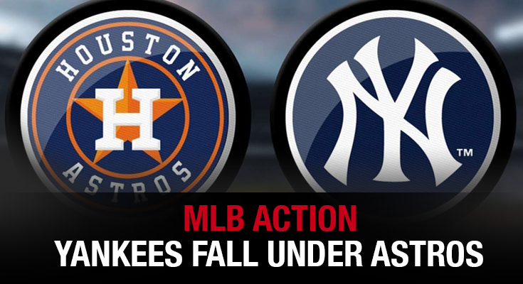 MLB ACTION YANKEES FALL... SAMPLE