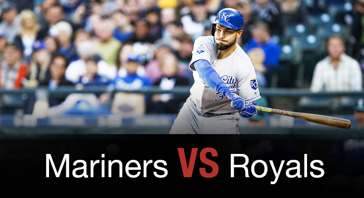 Mariners vs Royals
