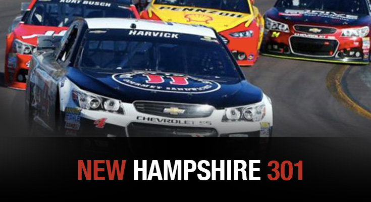 New Hampshire 301