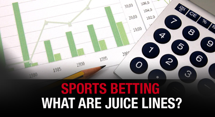Sports Betting Juice Lines