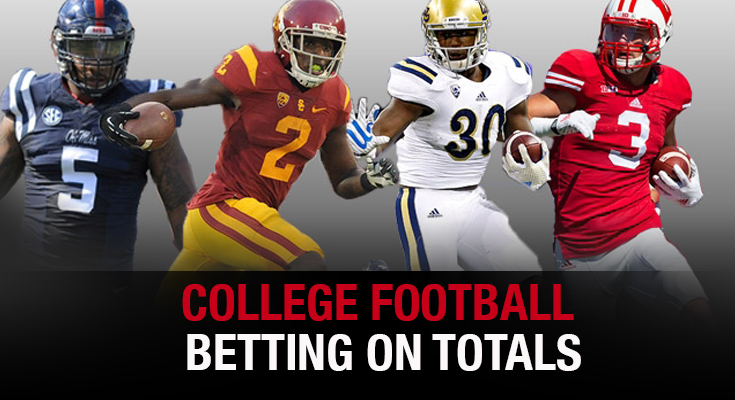 College Football - Betting on Totals