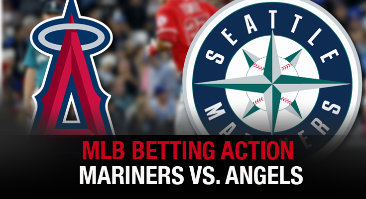 MLB Betting Action Mariners - Angels