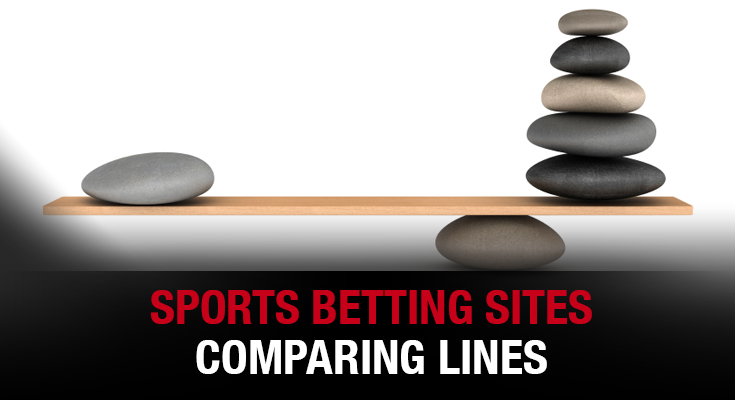 Sports Betting Sites - Comparing Lines
