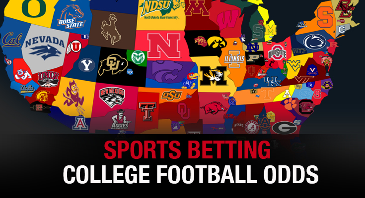 Sports Betting: College Football Odds | WagerWeb's Blog