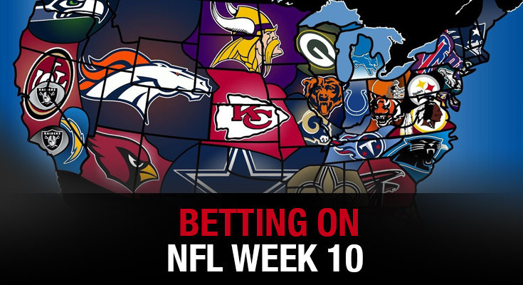 Betting on NFL - Week 10