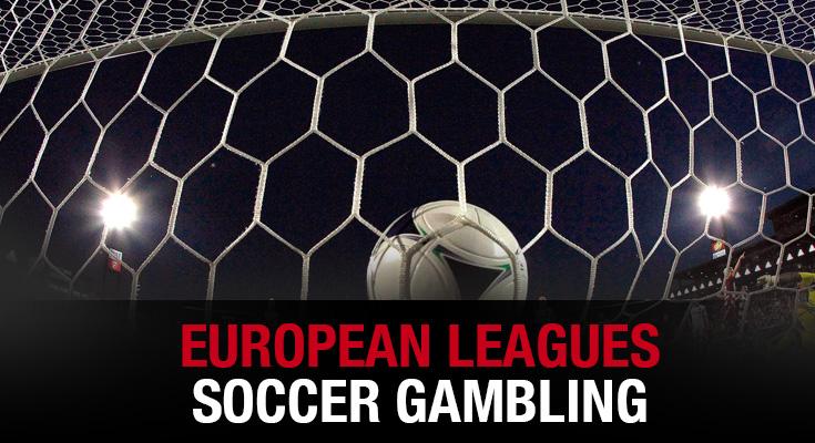 European Leagues Soccer Gambling