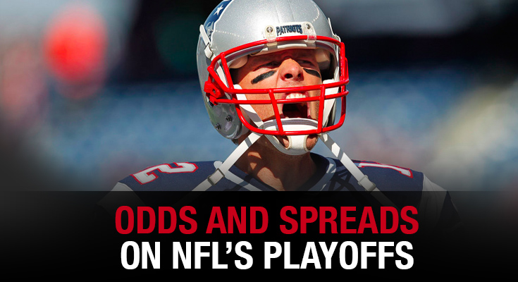 Odds and Spreads on NFL's Playoffs