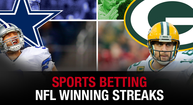 Sports Betting – NFL Wining Streaks