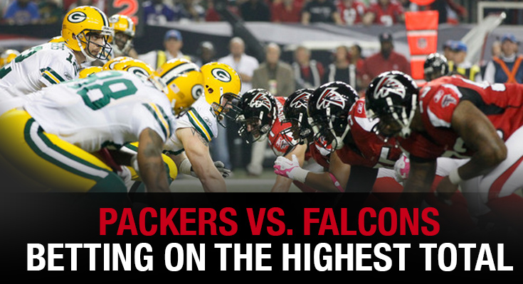 Falcons-Packers – Betting on the Highest Total