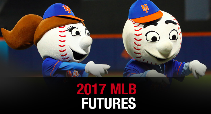 2017 MLB Futures