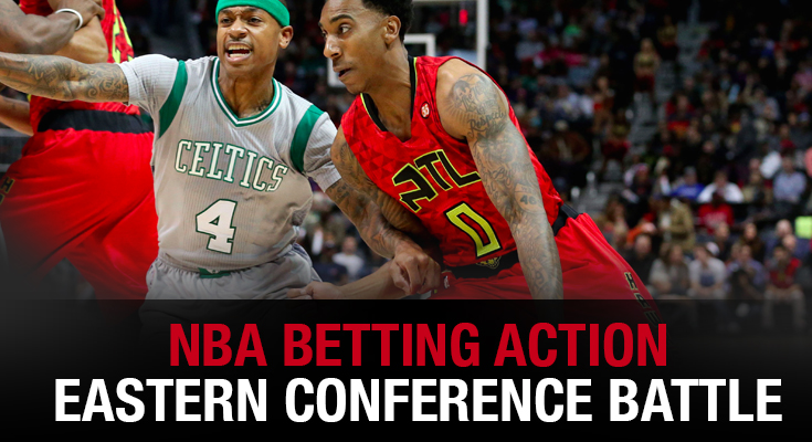 NBA Betting Action – Eastern Conference Battle