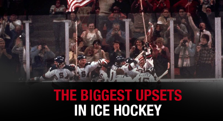 The Biggest Upsets In Ice Hockey