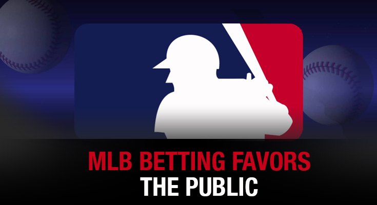 MLB Betting Favors the Public