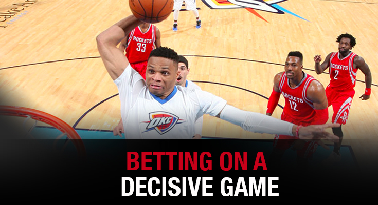 Betting on a Decisive Game