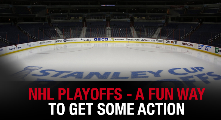 NHL Playoffs - a Fun Way to Get Some Action