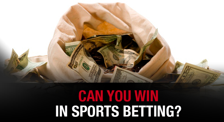 Can You Win in Sports Betting?