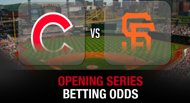 Opening Series Betting Odds