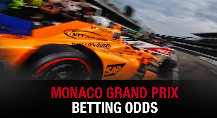 Monac Grand Prix Betting Odds