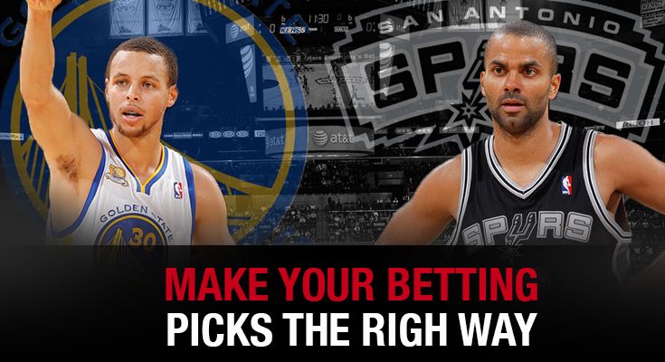 Betting Challenge in Game 2 Warriors vs Spurs