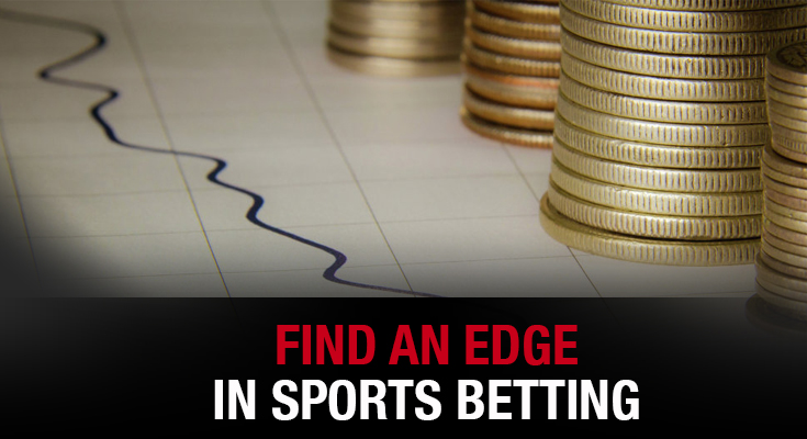 Find an Edge in Sports Betting