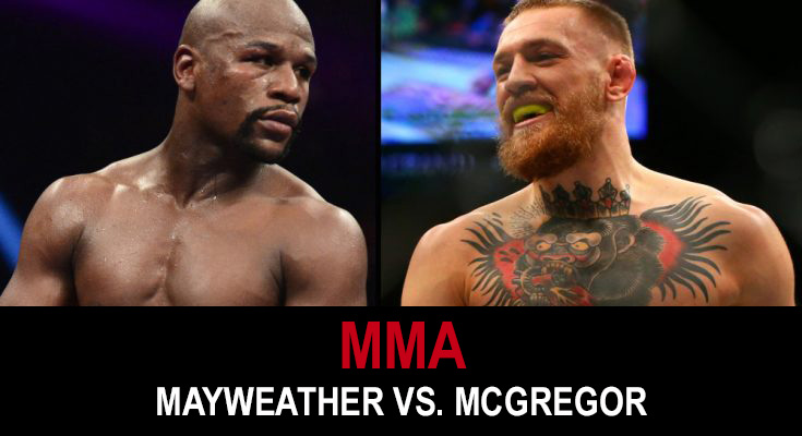 Mayweather Vs. McGregor: info to keep in mind