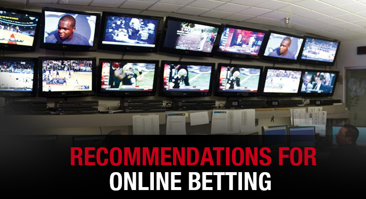 Recommendations for Online Betting