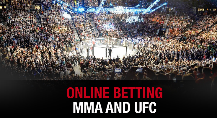 Online Betting - MMA and UFC