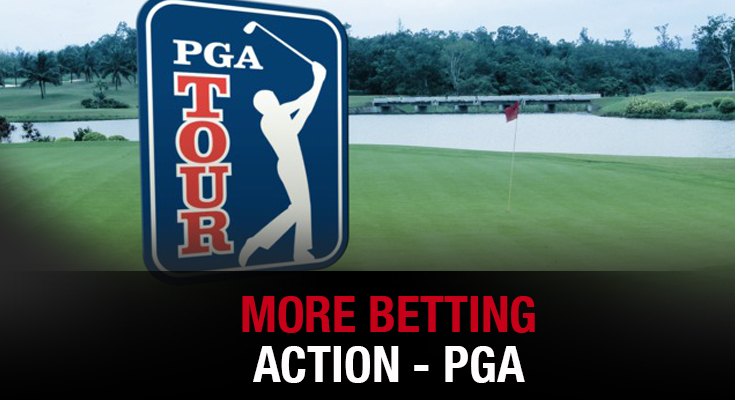 More Betting Action - PGA