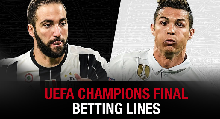 UEFA Champions Final – Betting Lines