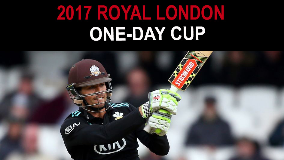 2017 Royal London One-Day Cup