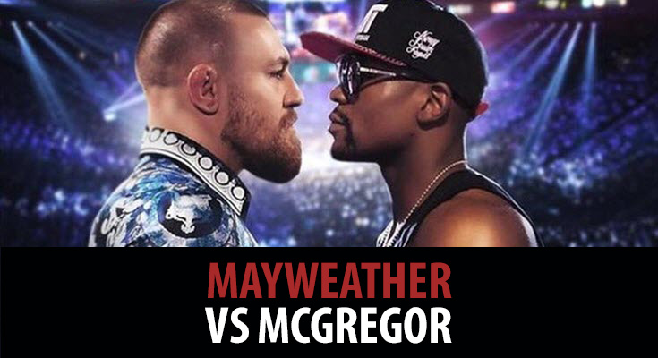 Mayweather and McGregor trade insults in tour start