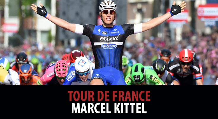 Marcel Kittel wins fourth stage in Bergerac
