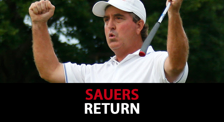 Gene Sauers and his Improbable Return