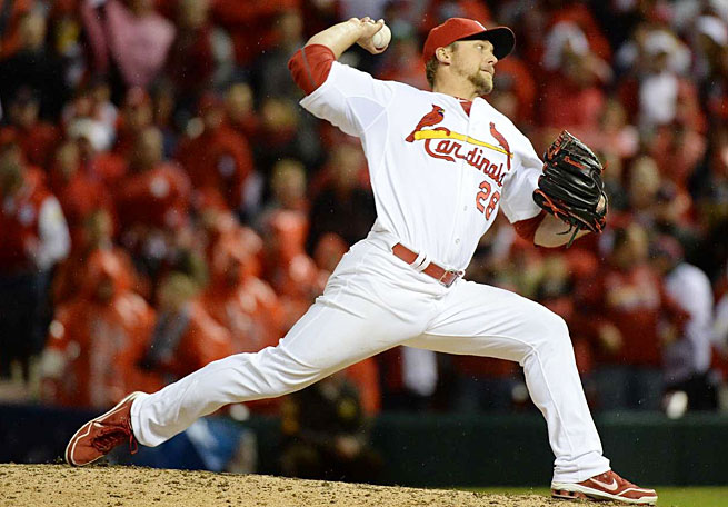 Trevor Rosenthal cut by the Cardinals | WagerWeb's Blog